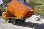 APE TM mit Müllaufbau