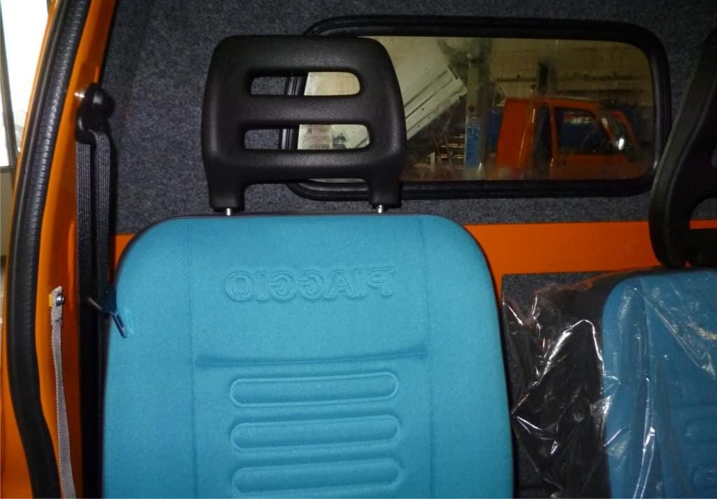 Komfort-Beifahrersitz