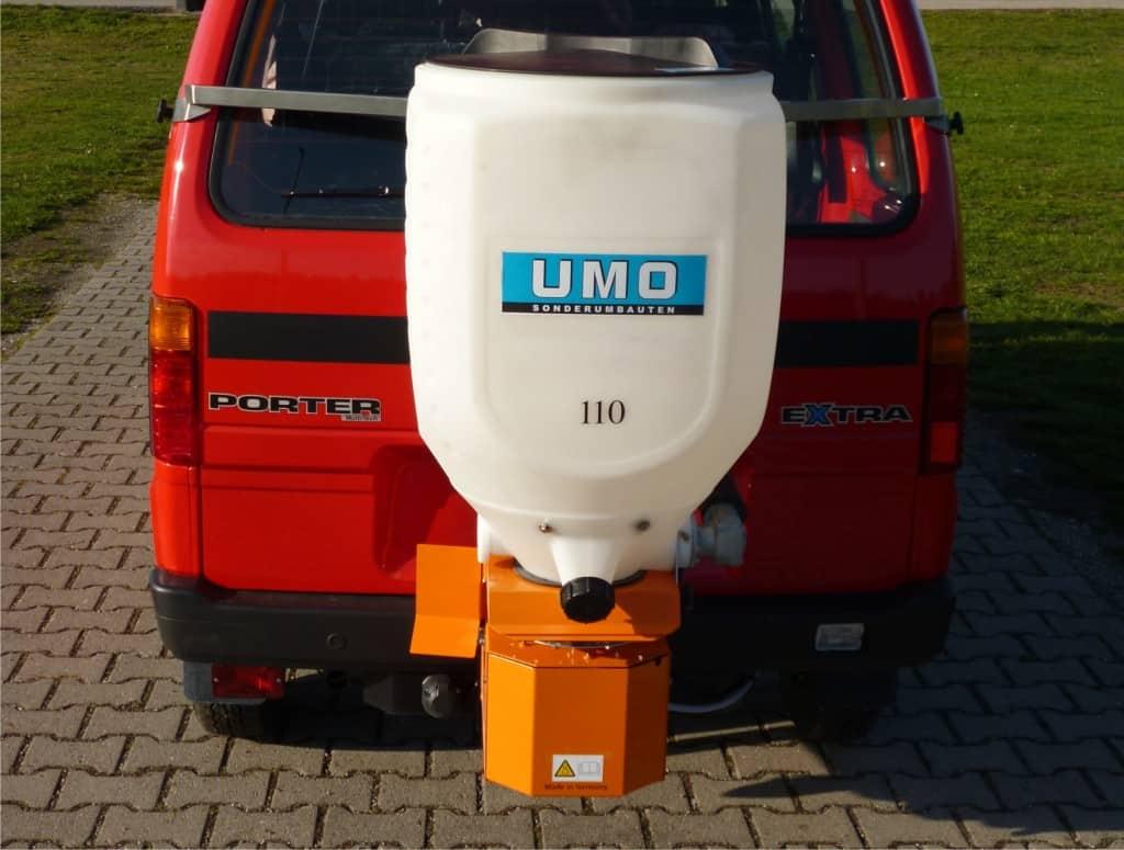 Salzstreuer LS E110 – 110 Liter
