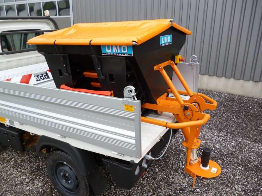 Salzstreuer LS 3000 – 380 Liter