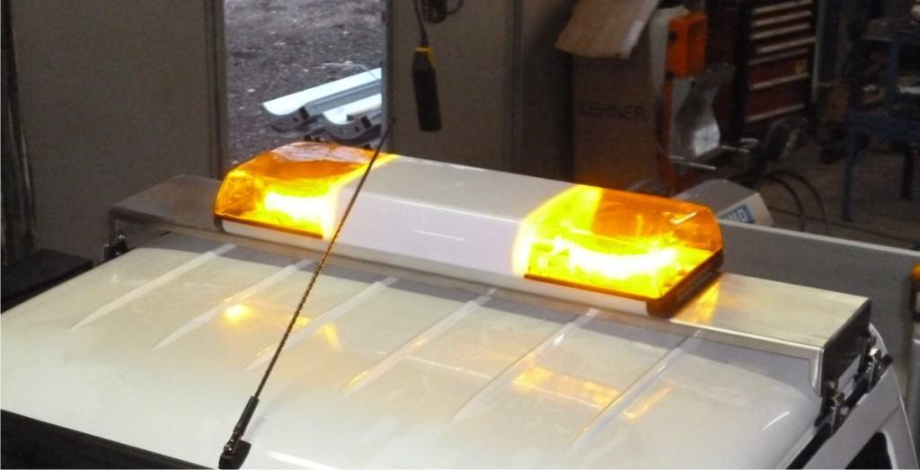 LED Lichtwarnbalken Standard